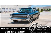 1966 Chevrolet Nova for sale in Houston, Texas 77090