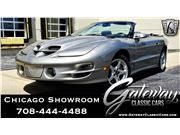 1999 Pontiac Trans Am for sale in Crete, Illinois 60417
