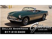 1968 MG B for sale in DFW Airport, Texas 76051