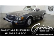 1987 Mercedes-Benz 560SL for sale in La Vergne