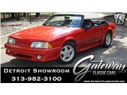 1993 Ford Mustang for sale in Dearborn, Michigan 48120