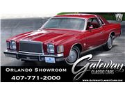 1978 Chrysler Cordoba for sale in Lake Mary, Florida 32746