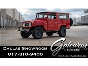 1981 Toyota FJ43 for sale in DFW Airport, Texas 76051