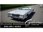 1976 Cadillac Eldorado for sale in Kenosha, Wisconsin 53144