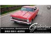 1966 Chevrolet Nova for sale in Kenosha, Wisconsin 53144