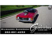 1972 Chevrolet Chevelle for sale in Kenosha, Wisconsin 53144