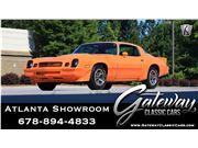 1980 Chevrolet Camaro for sale in Alpharetta, Georgia 30005