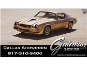 1978 Chevrolet Camaro for sale in DFW Airport, Texas 76051
