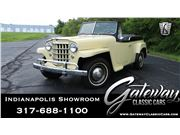 1950 Willys Jeepster for sale in Indianapolis, Indiana 46268
