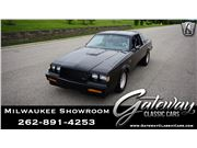 1987 Buick Grand National for sale in Kenosha, Wisconsin 53144