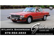 1988 Mercedes-Benz 560SL for sale in Alpharetta, Georgia 30005