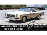1976 Chevrolet El Camino for sale in Alpharetta, Georgia 30005