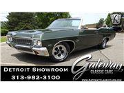 1970 Chevrolet Impala for sale in Dearborn, Michigan 48120