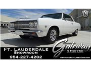 1965 Chevrolet Chevelle for sale in Coral Springs, Florida 33065