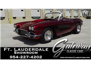 1961 Chevrolet Corvette for sale in Coral Springs, Florida 33065