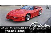 1987 Chevrolet Corvette for sale in Alpharetta, Georgia 30005