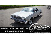 1986 Chevrolet El Camino for sale in Kenosha, Wisconsin 53144