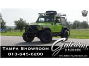 2002 Jeep Wrangler for sale in Ruskin, Florida 33570