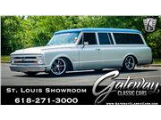 1968 Chevrolet Suburban for sale in OFallon, Illinois 62269