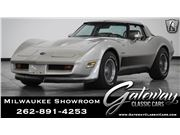 1982 Chevrolet Corvette for sale in Kenosha, Wisconsin 53144