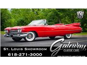 1959 Cadillac Series 62 for sale in OFallon, Illinois 62269