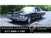 1973 Cadillac Coupe de Ville for sale in Indianapolis, Indiana 46268