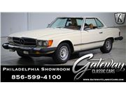 1979 Mercedes-Benz 450SL for sale in West Deptford, New Jersey 8066