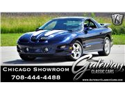 2002 Pontiac Firebird Trans Am for sale in Crete, Illinois 60417