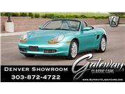 1999 Porsche Boxster for sale in Englewood, Colorado 80112