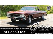 1966 Chevrolet El Camino for sale in Indianapolis, Indiana 46268