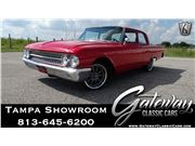 1961 Ford Fairlane for sale in Ruskin, Florida 33570