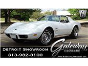 1976 Chevrolet Corvette for sale in Dearborn, Michigan 48120