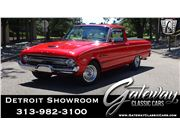 1960 Ford Ranchero for sale in Dearborn, Michigan 48120