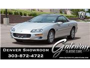 2002 Chevrolet Camaro for sale in Englewood, Colorado 80112