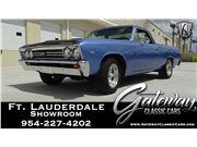 1967 Chevrolet El Camino for sale in Coral Springs, Florida 33065