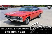 1969 Chevrolet Chevelle for sale in Alpharetta, Georgia 30005
