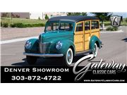 1940 Ford De Lux Woody Wagon for sale in Englewood, Colorado 80112