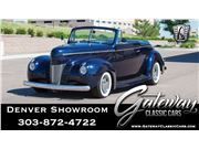 1940 Ford Convertible for sale in Englewood, Colorado 80112