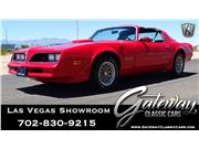 1978 Pontiac Firebird Trans Am for sale in Las Vegas, Nevada 89118