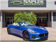 2018 Maserati Gran Turismo Convertible for sale in Naples, Florida 34104