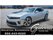 2013 Chevrolet Camaro for sale in Houston, Texas 77090