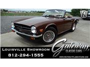 1976 Triumph TR6 for sale in Memphis, Indiana 47143