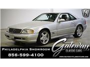 1999 Mercedes-Benz SL500 for sale on GoCars.org
