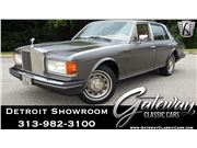 1985 Rolls-Royce Silver Spirit for sale in Dearborn, Michigan 48120
