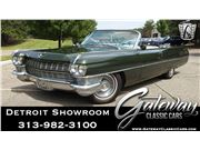 1964 Cadillac DeVille for sale in Dearborn, Michigan 48120