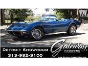 1970 Chevrolet Corvette for sale in Dearborn, Michigan 48120
