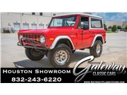 1976 Ford Bronco for sale in Houston, Texas 77090