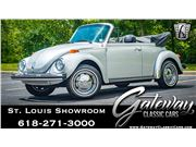 1979 Volkswagen Super Beetle for sale in OFallon, Illinois 62269