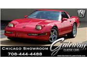 1991 Chevrolet Corvette for sale in Crete, Illinois 60417
