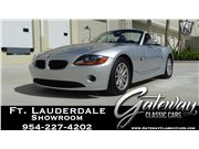 2003 BMW Z4 for sale in Coral Springs, Florida 33065